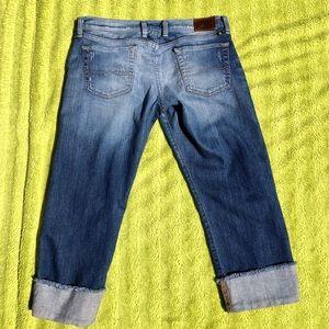 [Lucky Brand] Sienna Tomboy Crop, Size 29